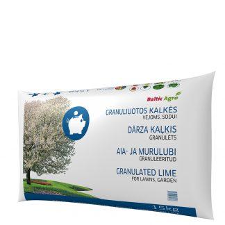 Granuliuotos kalkės 15 kg. Aukščiausios kokybės granuliuotos kalkės.