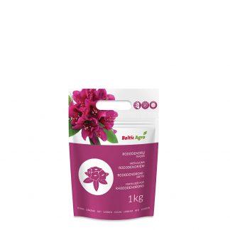Rododendrų trąšos 1 kg. Kompleksinės trąšos su mikroelementais. Gėlėms augančioms lauke