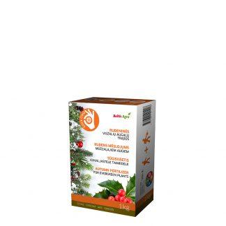 Rudeninės trąšos vejai, vaismedžiams, dekoratyviniams augalams 1 kg. VEJAI, VAISMEDŽIAMS, DEKORATYVINIAMS AUGALAMS
