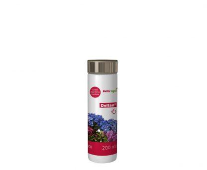 Delfan 200 ml. Tai natūralus azoto šaltinis sunkiai augantiems augalams.