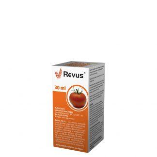 Revus 250 SC 30 ml. Kontaktinis, mandelamidų grupės fungicidas. Augalų apsauga nuo ligų