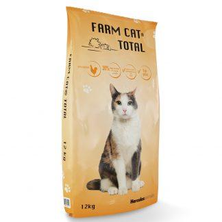 """""""FARM CAT"""" su vištiena 12 kg"""