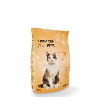 """""""FARM CAT"""" su vištiena 500 g"""