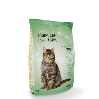 """""""FARM CAT"""" su mėsa 1 kg"""