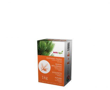 Rudeninės trąšos tujoms ir visžaliams augalams 1 kg