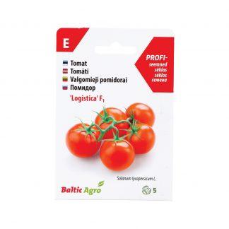 """Valgomieji pomidorai """"Logistica"""" F1. 100% be chemikalų"""