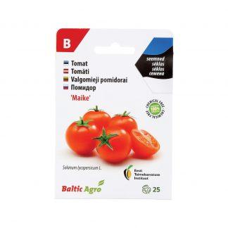 """Valgomieji pomidorai """"Maike"""" (estiška sėkla). 100% be chemikalų"""